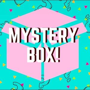 Mystery box items!!!